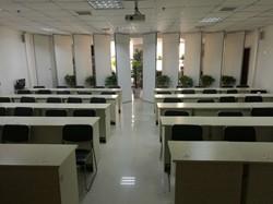 河南电大绿城学习中心大教室3